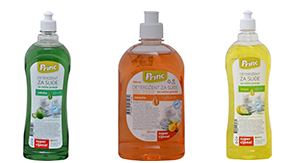 Princ dishwashing liquid